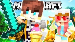 LOVE AT FIRST SIGHT! | Krewcraft Minecraft Survival | Episode 2