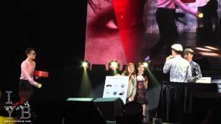 140531 Guangzhou Fanmeeting BIGBANG - 공 받기 (2,3위정하기)