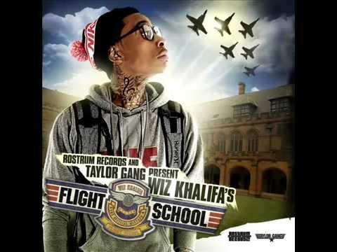 [FULL ALBUM] Wiz Khalifa  Flight school