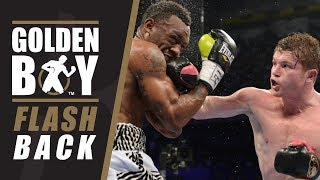 Golden Boy Flashback: Canelo Alvarez vs Austin Trout (FULL FIGHT)
