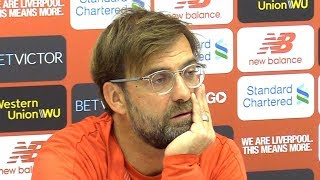 Jurgen Klopp Full Pre-Match Press Conference - Cardiff v Liverpool - Premier League