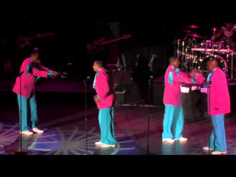 The Temptations Concert Footage