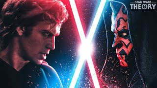 What if Anakin Fought Darth Maul? - Star Wars Theory