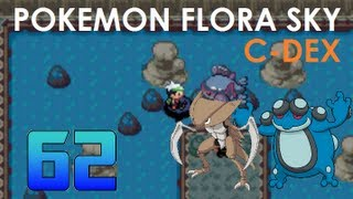 Pokémon Flora Sky C-Dex Walkthrough Part 62 [Aqua in Aqua Town]