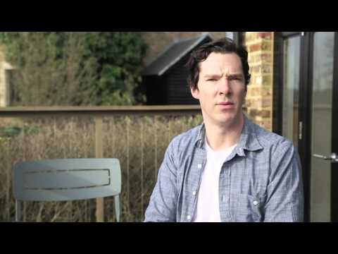 Benedict Cumberbatch Toasts To a Big Deal