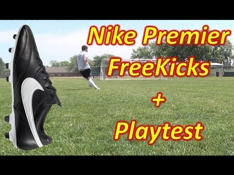 Nike Premier Review - Freekicks + Play Test