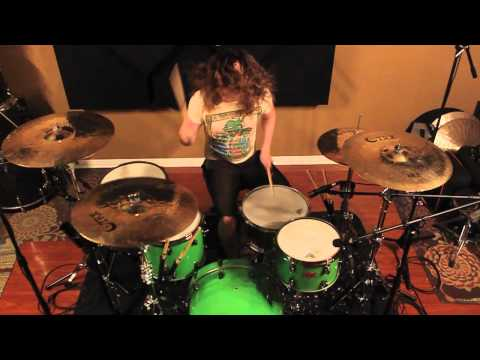 Paramore - Monster Drum Cover Hd *great Audio* video
