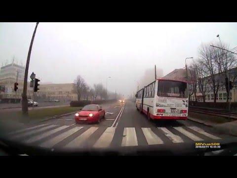 Kierowca MPK W Częstochowie