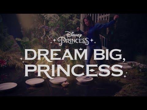 Dream Big, Princess: Live Your Story, Performed by Auli'i Cravalho | Disney