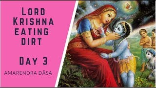 Download Lagu Sri Krishna eats dirt Part 3 | ISKCON Baltimore, USA, Sept 2018 | Amarendra Dāsa Gratis STAFABAND