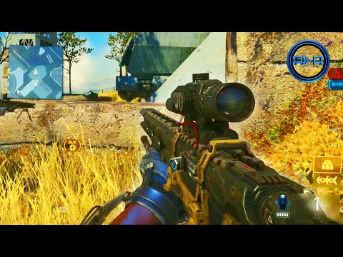 Call of Duty: Advanced Warfare multiplayer - SNIPING Gameplay & Quick Scoping! (COD 2014 Sniper)