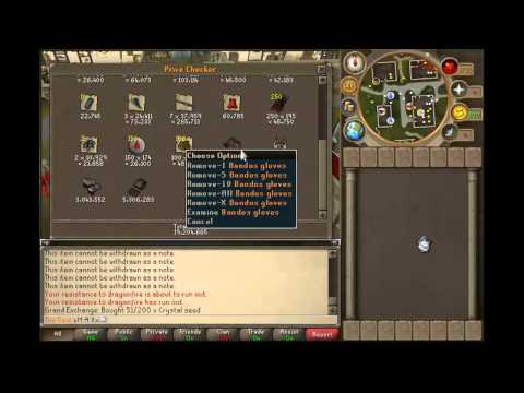 Runescape Update 2013 4m/hour PvM
