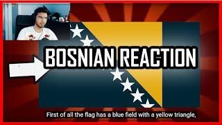 Bosnian Reacts To \