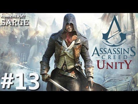 Zagrajmy w Assassins Creed Unity PS4 odc. 13 Współpraca z Elise