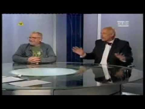 ARCHIWALNE - Janusz Korwin-Mikke - Wydarzenia Tygodnia - CIA, Stocznie, Gruzja... 05.09.2008 2/2