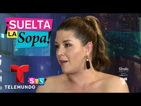 Alicia Machado habla del padre de su hija | Suelta La Sopa | Entretenimiento