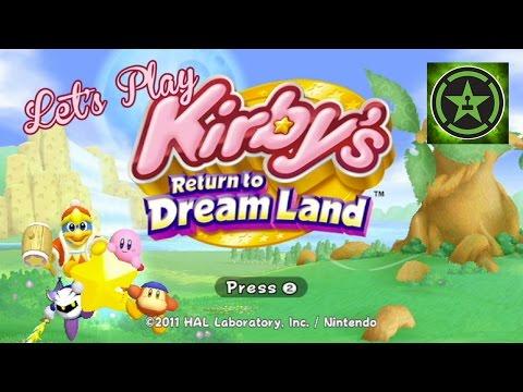 Lets Play Kirbys Return To Dreamland