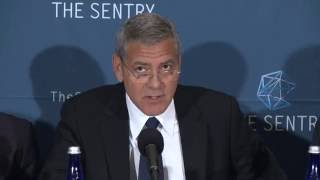 The Sentry Press Conference, September 2016