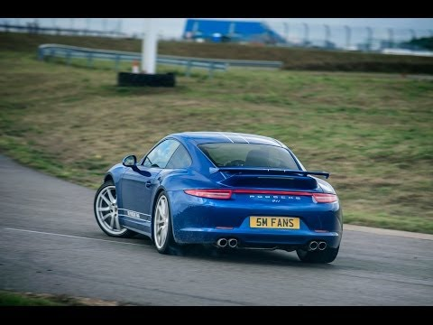 5 Million Likes Facebook Porsche 911