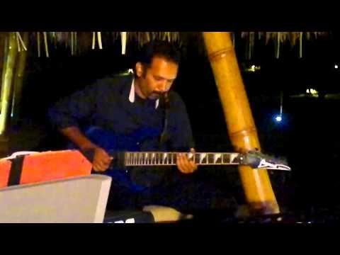 Wonderful tonight  instrumental version guitar by Retro Music band, Kochi , Kerala
