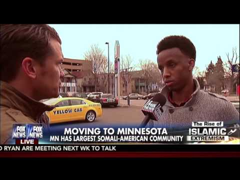 CAIR Gives Deceitful Answer to Fox News on Somali Terror Recruitment