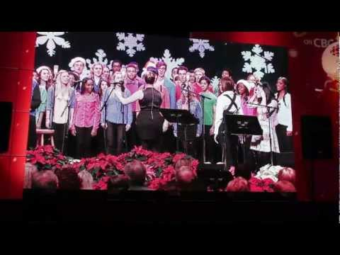 Wexford Gleeks - CBC Sounds of the Season - Song 1