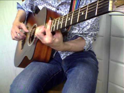 【伴奏屋TAB譜】かもめが翔んだ日 渡辺真知子 ギター カバー タブ譜あり