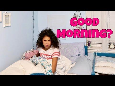 School Morning Routine   High School vs Middle School vs Elementary