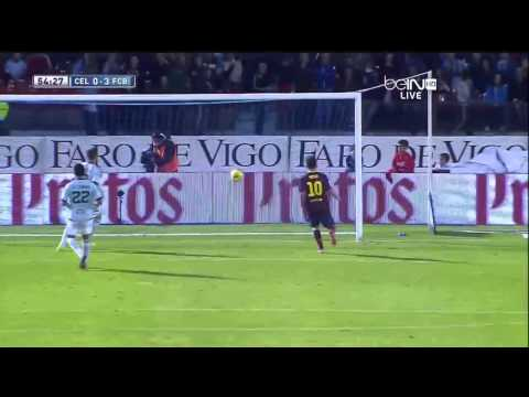 Celta Barcelona 29.10.2013 Highlights HD