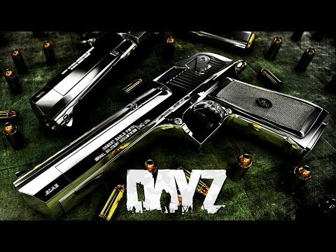 GIVING GUNS TO STRANGERS! - DayZ Standalone Gameplay Part 37 (PC)
