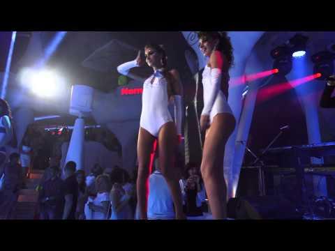 17.05.2013 JAMELIA in IBIZA club Odessa - открытие сезона в клубе Ибица Одесса