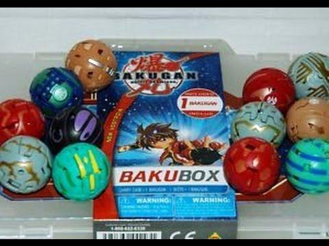Guida Come Giocare a Bakugan!