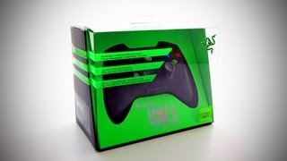 Razer Onza Tournament Edition Unboxing (Xbox 360)