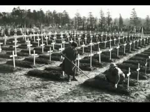 Wilfred Feeney First World War Ypres Song