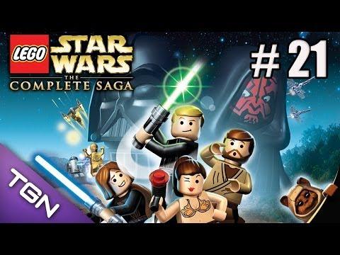 Lego Star Wars La Saga Completa - El Imperio Contraataca - Capitulo 21 - HD 720p