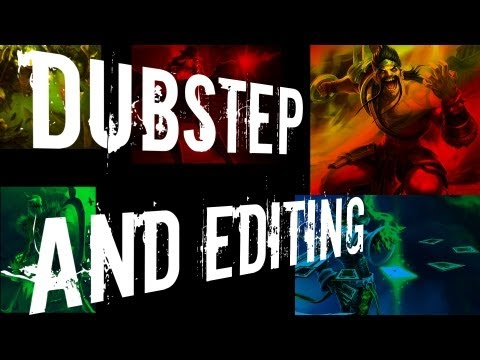 League Montage - Dubstep and Editing makes anything look good.
