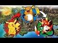 Die Entwicklung von Pikachu, die NIEMAND kennt! (Pokemon)⚡ thumbnail