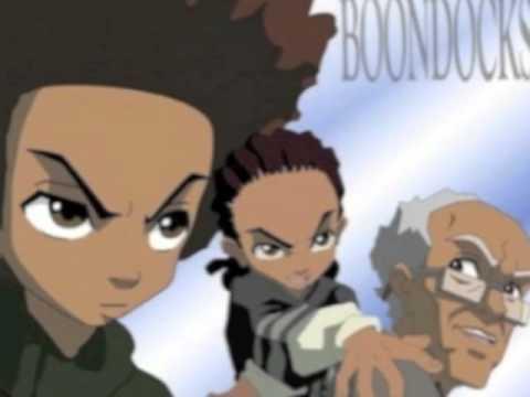 Asheru - The Boondocks Theme (extended Version) [lyrics] video