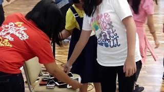 Inilah Aksi Anak-Anak, DENGAN Suka Rela Menyerahkan HP Ketika Mengikuti Tetapi Kecanduan Gadget