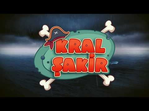 """Kral Şakir """"Korsanlar Diyarı"""" - Yakında Sinemalarda!"""