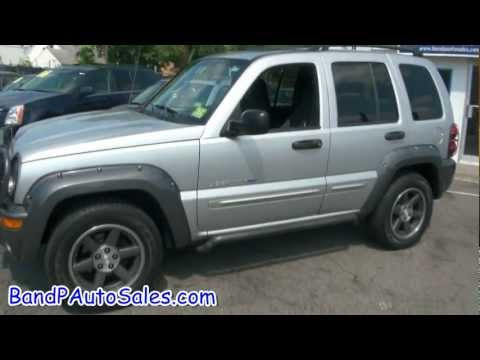 2003 Jeep Liberty 3.7 Freedom Edition 4WD