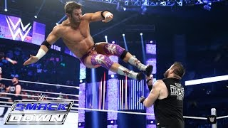 Zack Ryder vs. Kevin Owens – NXT Championship Open Challenge : WWE SmackDown, June 4, 2015