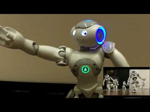 World Top 3 Robots_Asimo vs NAO vs HPR-4!