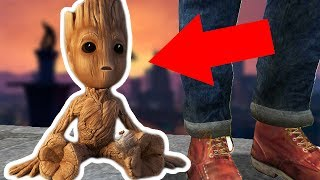 BABY GROOT in GTA 5 | GTA 5 #63 Funny Moments with mods