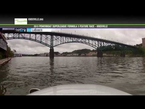 2013 Powerboat Superleague: Knoxville