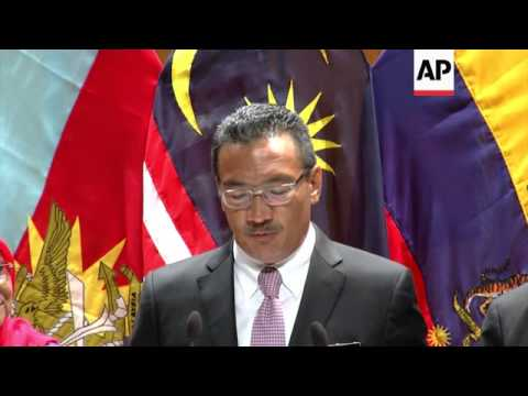 Defence minister comments ahead of arrival of remains of MH17 victims