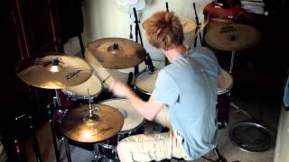 Map of the Problematique - MUSE Drum Cover (with Mics)