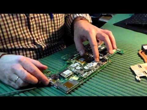 #2 - Como cambiar la tarjeta grafica a un portatil - ASUS ROG G73JW - Desmontaje parte 2/2