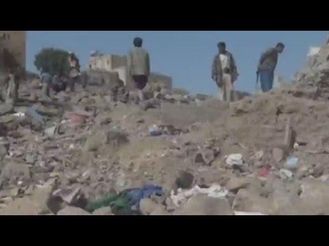 Yemen: Saudi airstrike hits school