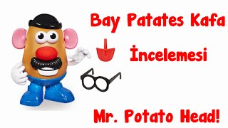 Bay Patates Kafa İncelemesi - Mr. Potato Head - Playskool :)